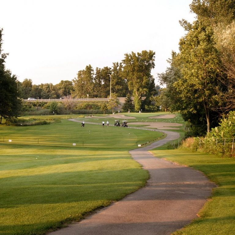 Terrain de golf - Club de golf Drummondville